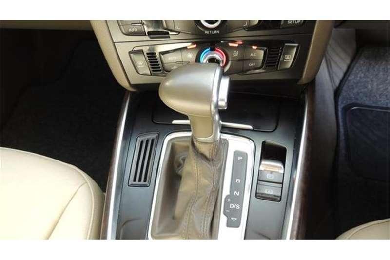 Audi Q5 2.0TDI S Quattro Auto 2015