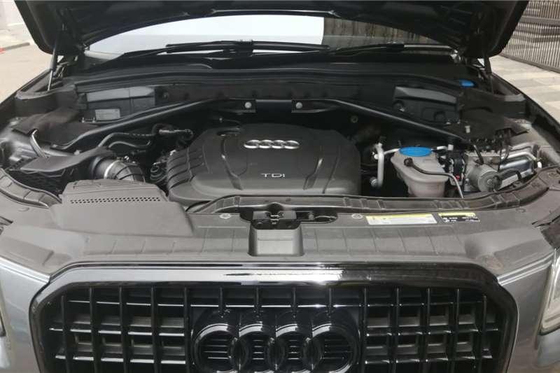 Audi Q5 2.0TDI S quattro auto 2016