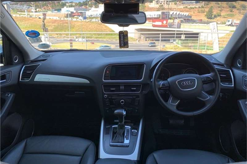 2017 Audi Q5 Q5 2.0TDI S quattro auto