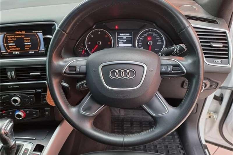 Used 2017 Audi Q5 2.0TDI S quattro auto