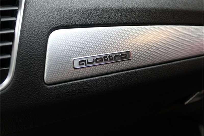 Audi Q5 2.0TDI S quattro auto 2019