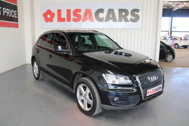Audi Q5 2.0TFSI quattro 2012