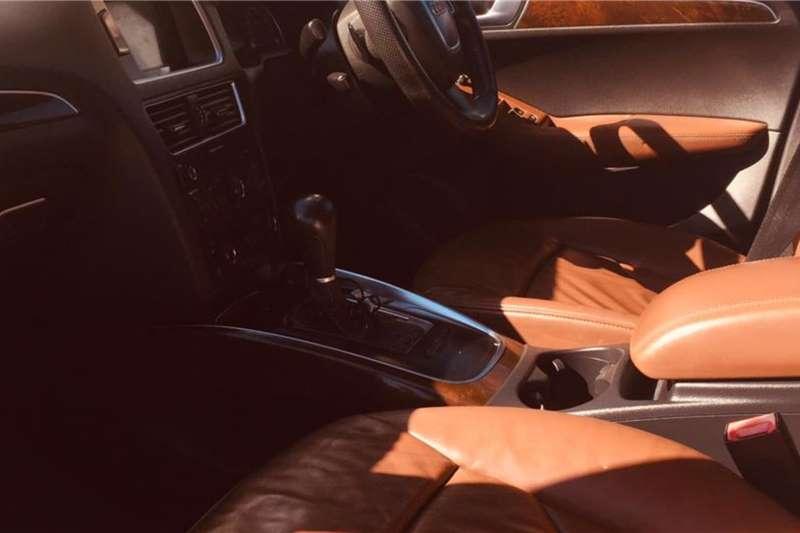 Used 2010 Audi Q5 2.0TFSI quattro sport S line sports