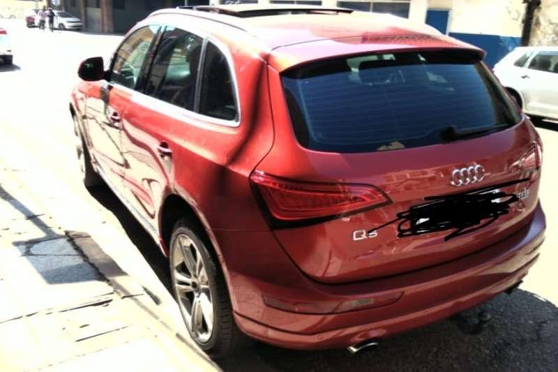 Used 2014 Audi Q5 2.0TFSI quattro sport S line sports