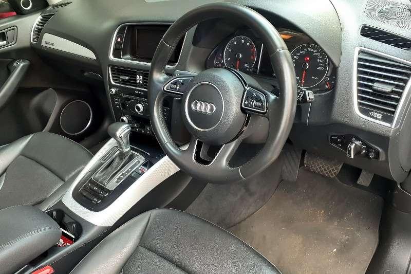 Used 2015 Audi Q5 2.0TFSI quattro sport S line sports