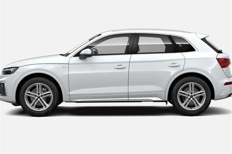 2021 Audi Q5 Q5 2.0TFSI QUATTRO STRONIC S LINE (45 TFSI)