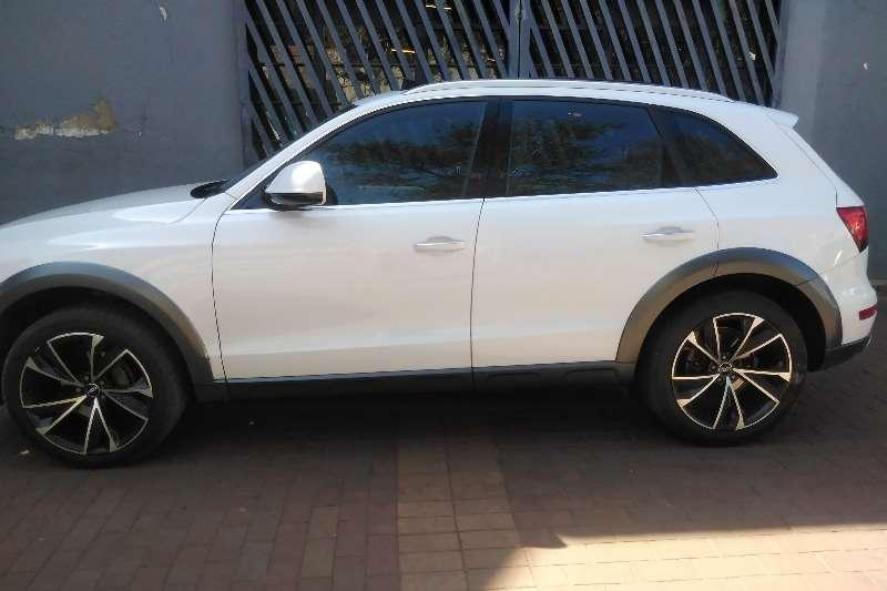 Used 2018 Audi Q5 3.0T SE quattro