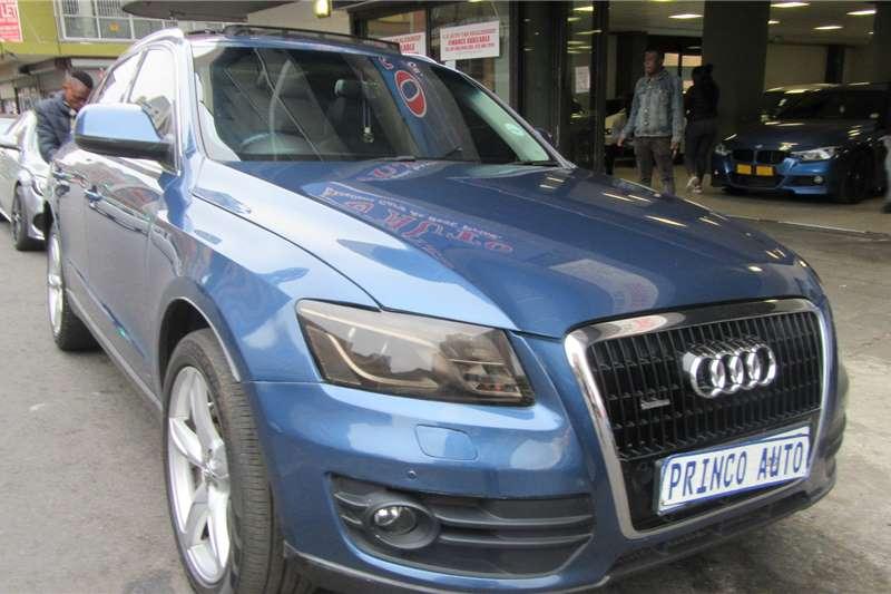Audi Q5 3.0TDI quattro 2009