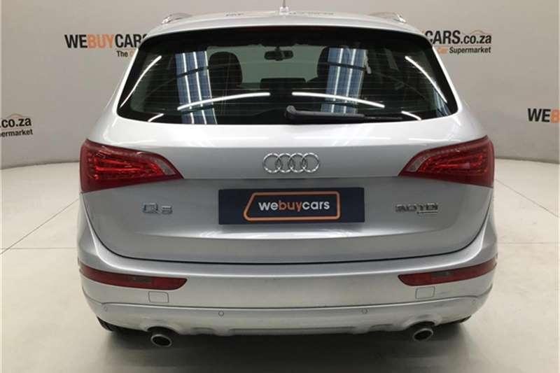 Audi Q5 3.0TDI quattro 2011
