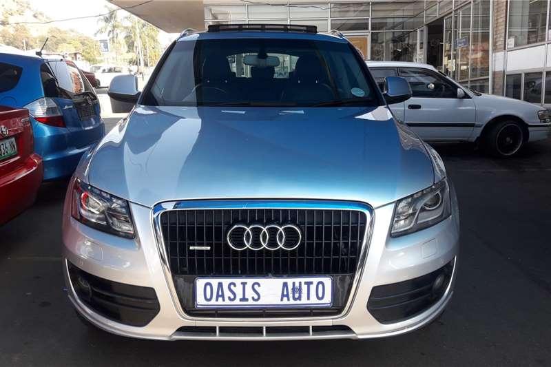 Audi Q5 3.0TDI quattro 2012