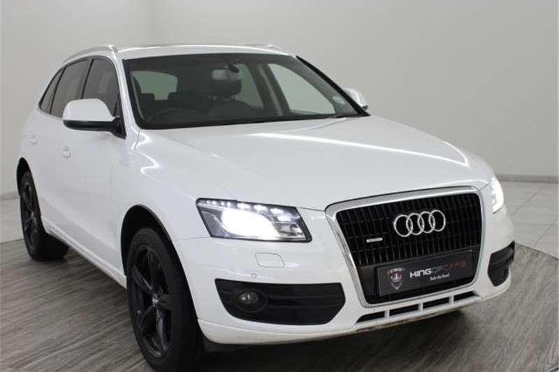 Audi Q5 3.0TDI SE quattro 2012