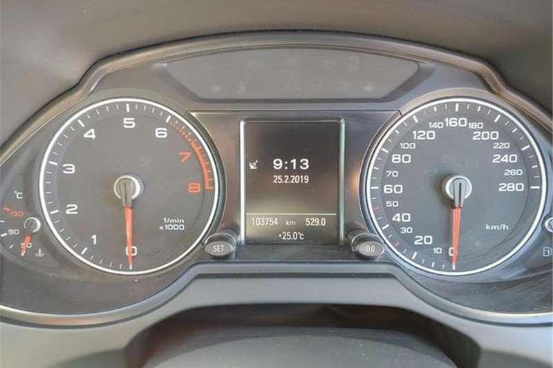 Audi Q5 3.0TFSI SE Quattro 2013