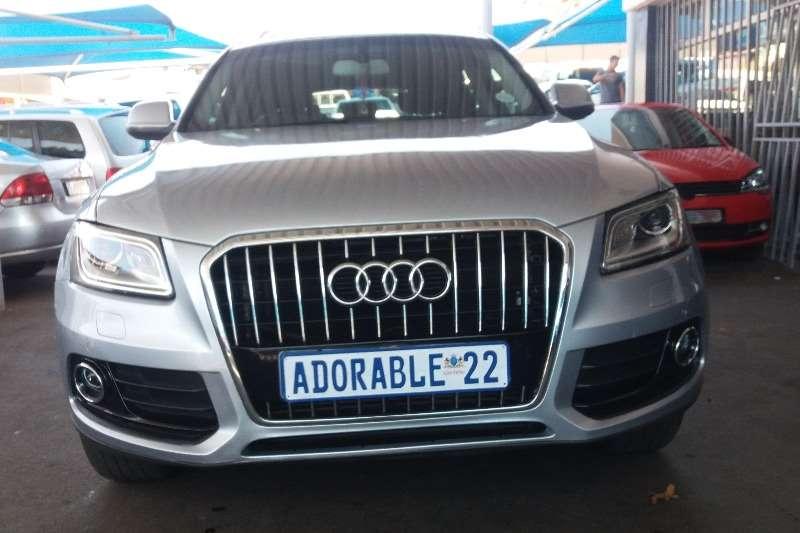 2015 Audi Q5 2.0TDI S quattro auto