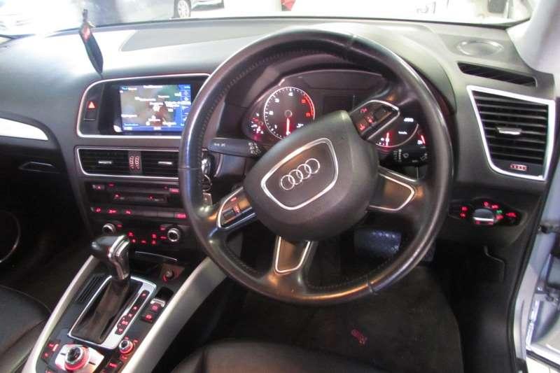 2017 Audi Q5 2.0 TDI QUATTRO STRONIC