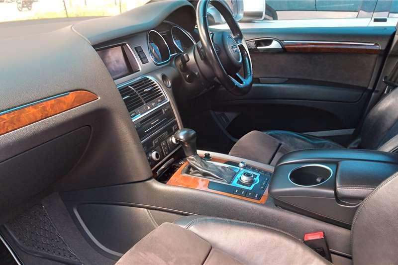 Audi Q7 3.0 TDI V6 QUATTRO TIP 2014