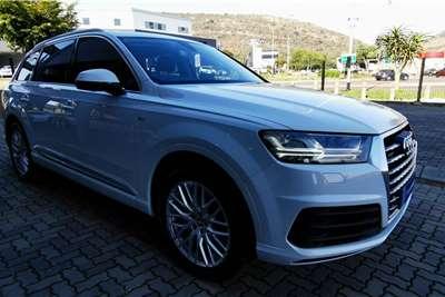 Used 2016 Audi Q7 3.0 TDI V6 QUATTRO TIP
