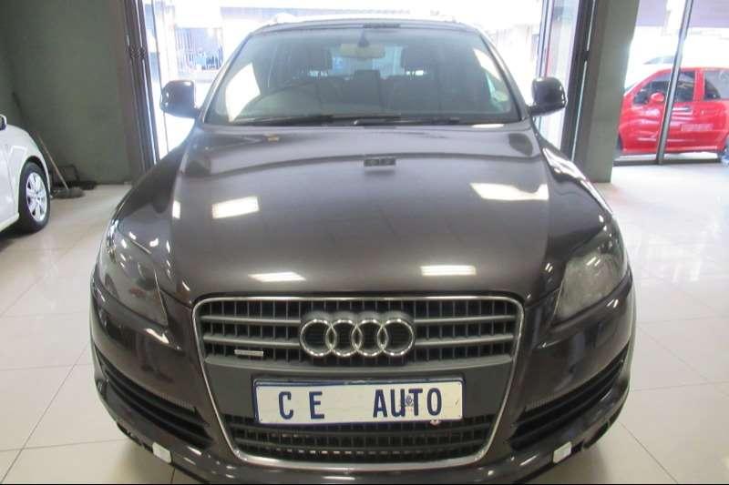 Audi Q7 3.0TDI quattro 2008