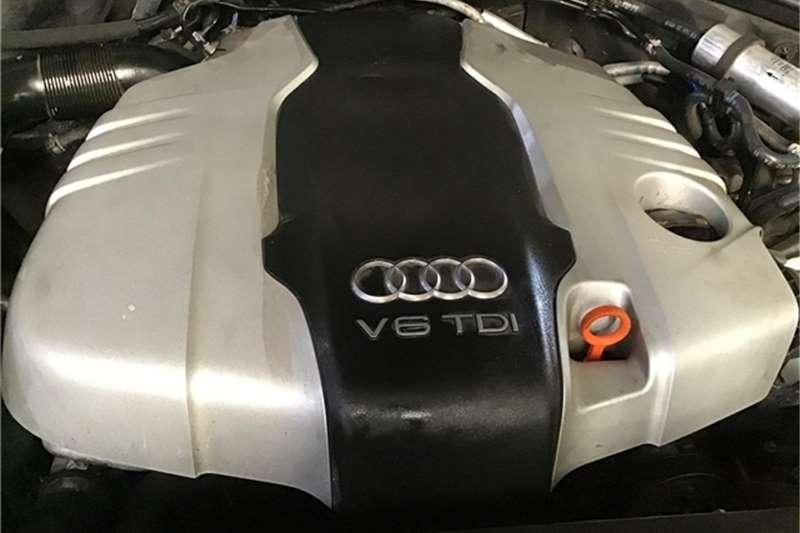 Audi Q7 3.0TDI quattro 2012