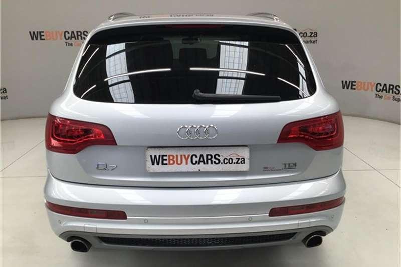 Audi Q7 3.0TDI quattro 2014