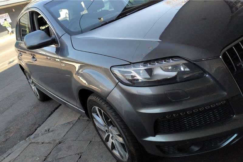 Audi Q7 3.0TDI quattro 2015