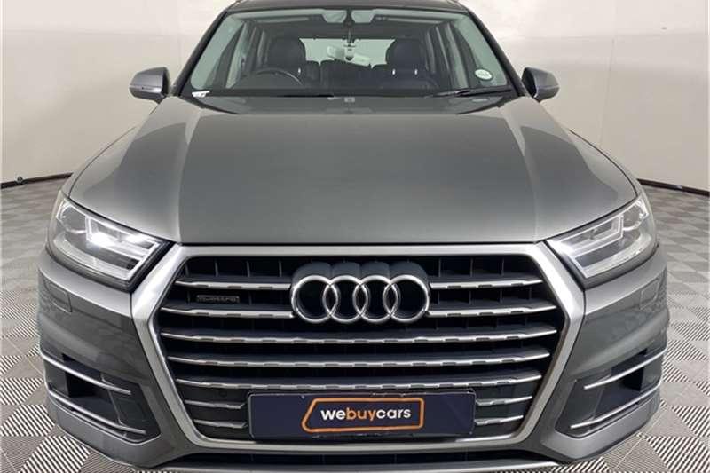 Used 2015 Audi Q7 3.0TDI quattro