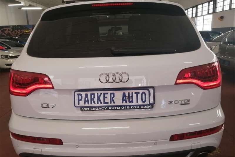 Used 2012 Audi Q7 3.6 quattro
