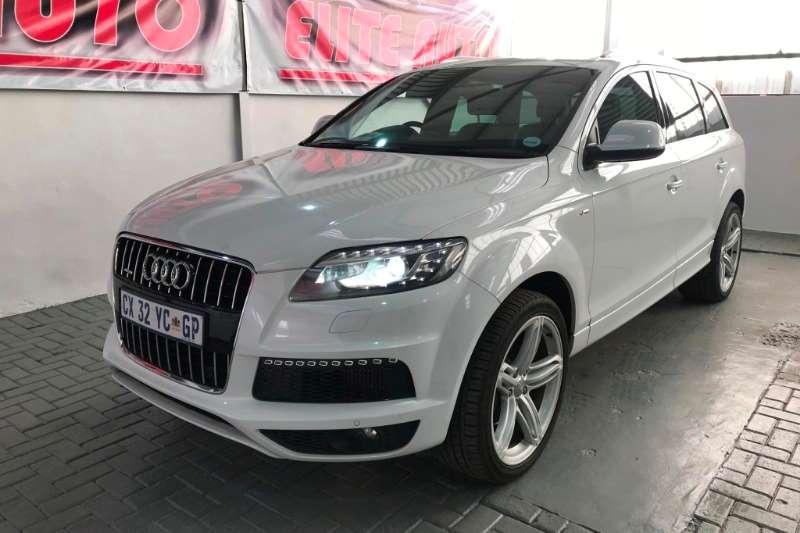 Audi Sq7 V8 Diesel