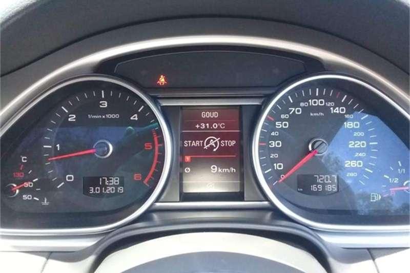 2012 Audi Q7 3.0TDI quattro