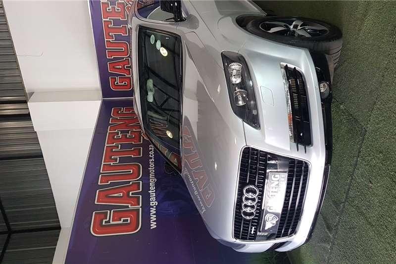 2008 Audi Q7 3.0 TDI V6 QUATTRO TIP
