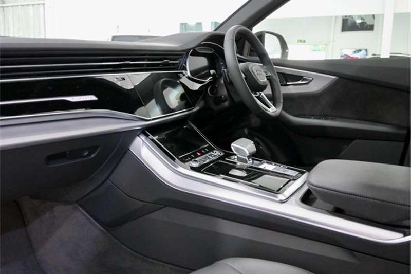 Used 2021 Audi Q8 55TFSI QUATTRO TIP