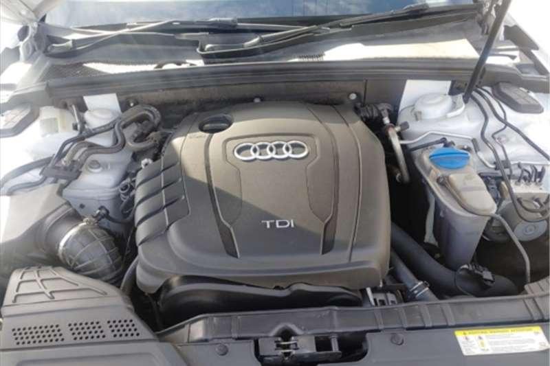 2014 Audi Quattro