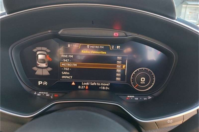 Used 2018 Audi Quattro