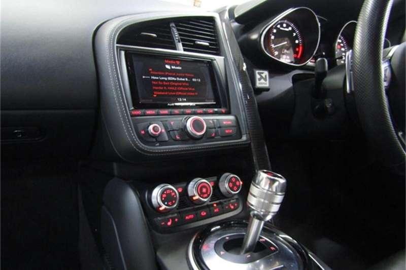 Audi R8 5.2 V10 plus quattro 2013
