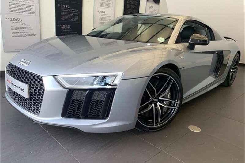 Audi R8 5.2 V10 plus quattro 2017