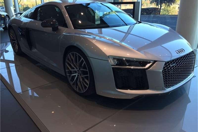 Audi R8 5.2 V10 plus quattro 2019