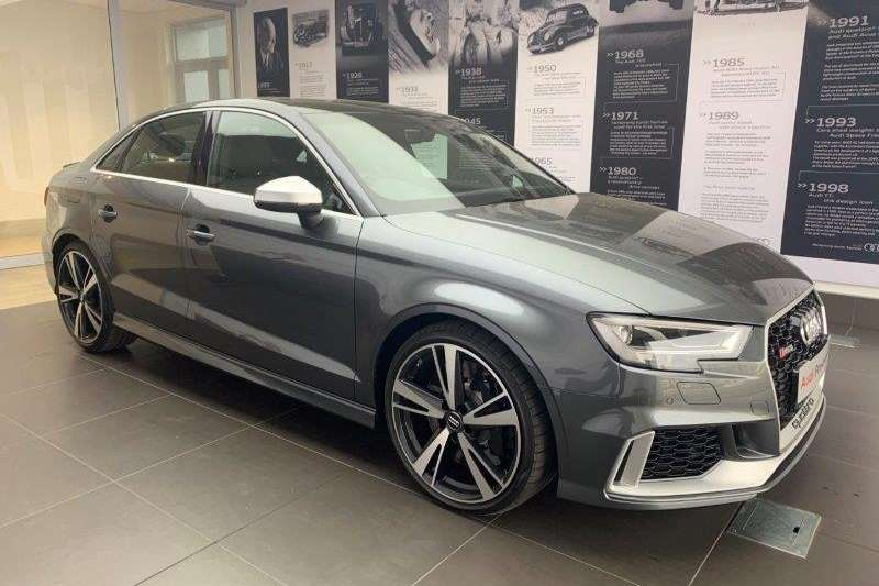 Audi RS3 Cars for sale in South Africa | Auto Mart