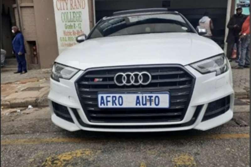 2019 Audi RS3 RS3 sedan quattro