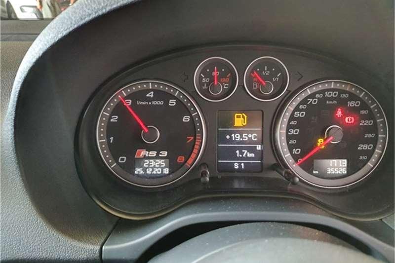 Audi RS3 Sportback quattro 2011