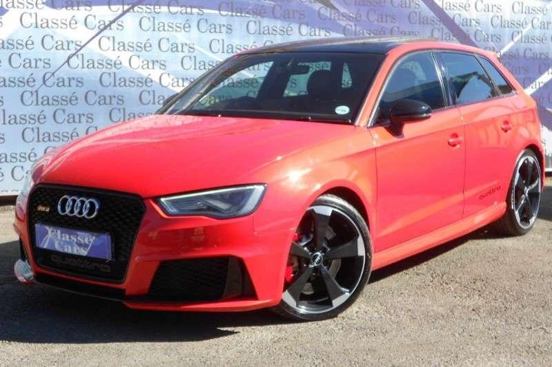 Audi RS3 Sportback quattro 2016