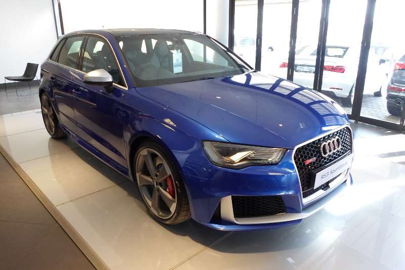 Audi RS3 RS3 Sportback quattro for sale in Gauteng | Auto Mart