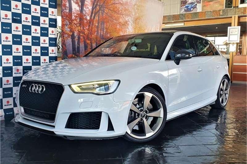 2016 Audi RS3