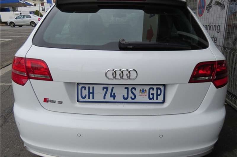 Used 2013 Audi RS3 Sportback