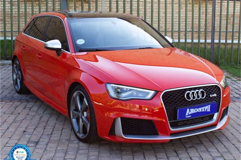 Audi RS3 Sportback STRONIC 2016