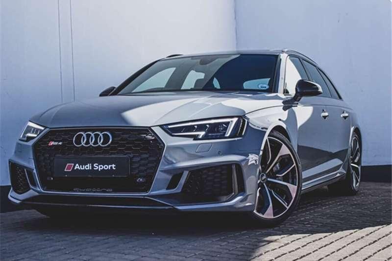 2019 Audi RS4 Avant RS4 AVANT