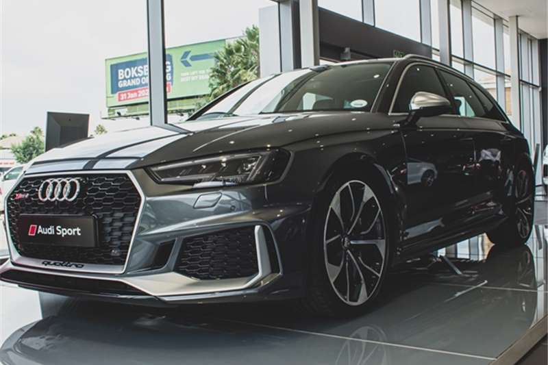 2020 Audi RS4 Avant RS4 AVANT