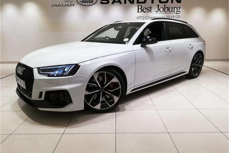 Audi RS4 Avant quattro 2019