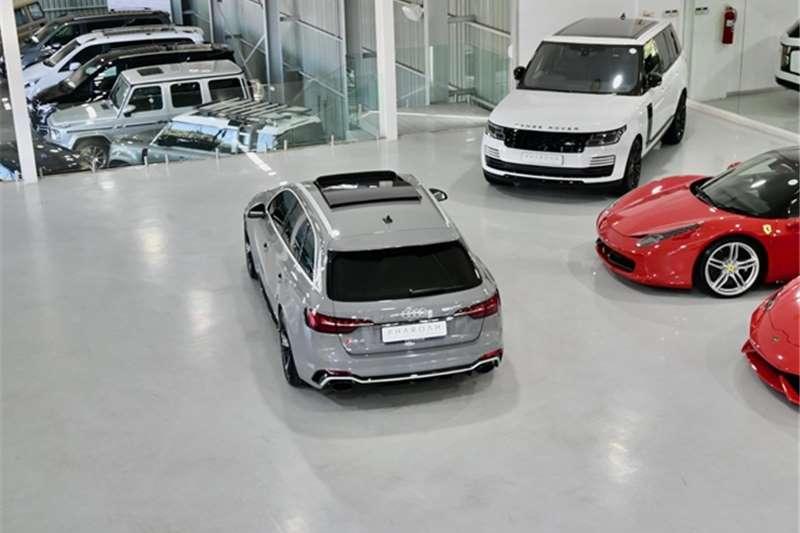 2021 Audi RS4 Avant RS4 AVANT QUATTRO TIPTRONIC