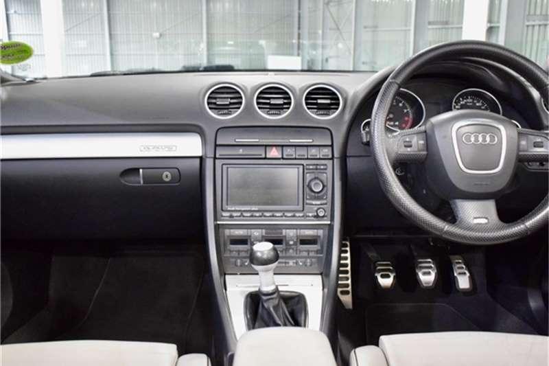 Audi RS4 Cabriolet 2006