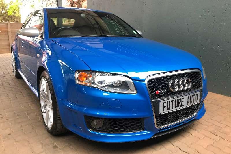2006 Audi RS4 QUATTRO