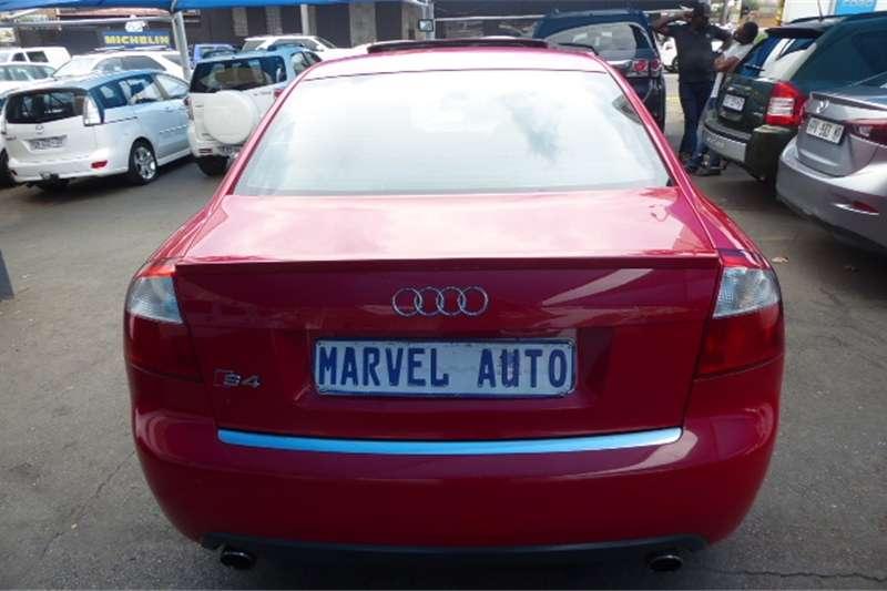 Audi RS4 QUATTRO 2006
